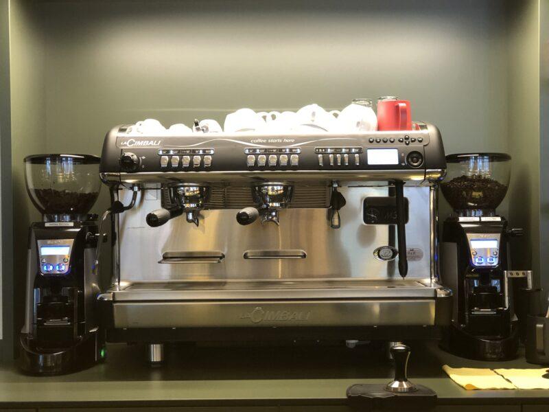 Höchster Kaffeegenuss aus der La Cimbali Kaffeemaschine