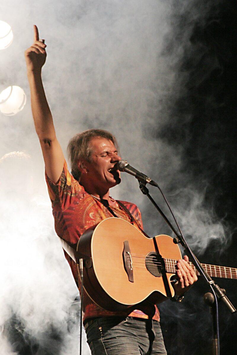 Sänger Anjel Ferry