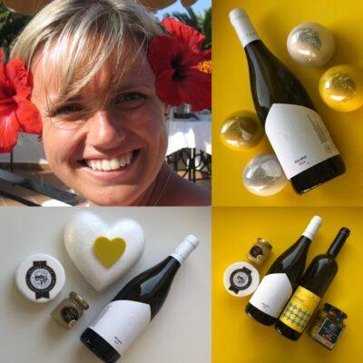 Online-Weinverkostung mit AMBASADORKA Magdalena linnig