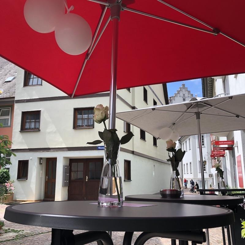 Blick in die Markdorfer Ulrichstraße